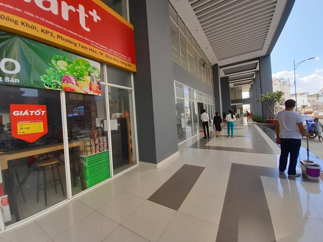 Bán Shophouse tầng tiện ích tại chung cư Sơn An Biên hòa diện tích 41 m2 giá 1,144 tỷ