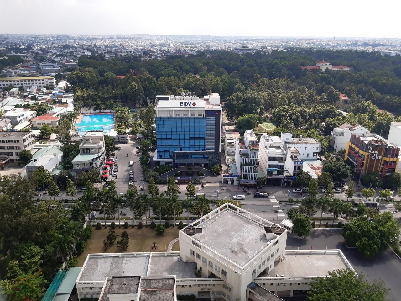 Bán căn hộ Penhouse tại chung cư Sơn An Plaza Biên Hòa 140 m2 gồm căn hộ và sân vườn giá 2,72 tỷ