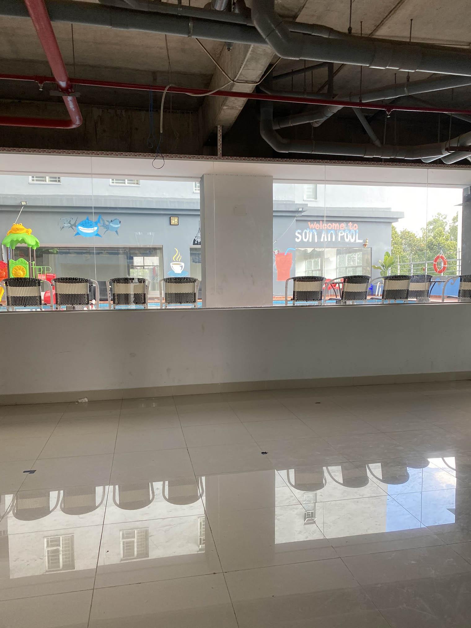 Bán Shophouse tầng tiện ích tại chung cư Sơn An Plaza diện tích 34 m2 giá 932 tr